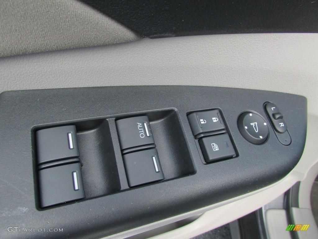 2013 CR-V EX AWD - Polished Metal Metallic / Gray photo #15