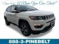 White 2019 Jeep Compass Latitude 4x4
