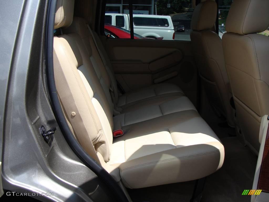 2006 Mineral Grey Metallic Ford Explorer Eddie Bauer 4x4 13370136 Photo 14