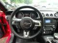 Ebony Steering Wheel Photo for 2019 Ford Mustang #133918118