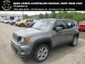 2019 Granite Crystal Metallic Jeep Renegade Latitude 4x4  photo #1
