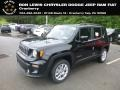 2019 Black Jeep Renegade Latitude 4x4 #133937800
