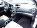 2015 White Diamond Pearl Honda CR-V LX AWD  photo #12
