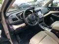 2019 Subaru Ascent Warm Ivory Interior Interior Photo