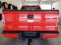2012 Race Red Ford F150 STX SuperCab 4x4  photo #6