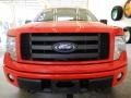 2012 Race Red Ford F150 STX SuperCab 4x4  photo #12