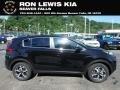 Black Cherry 2020 Kia Sportage LX AWD