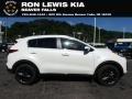 Snow White Pearl 2020 Kia Sportage S AWD