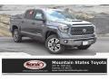 2019 Magnetic Gray Metallic Toyota Tundra SR5 CrewMax 4x4 #133957212