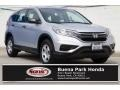 2016 Alabaster Silver Metallic Honda CR-V LX  photo #1