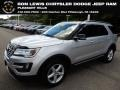 2016 Ingot Silver Metallic Ford Explorer XLT 4WD  photo #1