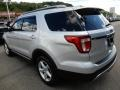 2016 Ingot Silver Metallic Ford Explorer XLT 4WD  photo #3
