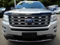 2016 Ingot Silver Metallic Ford Explorer XLT 4WD  photo #9