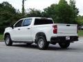 2019 Summit White Chevrolet Silverado 1500 WT Crew Cab 4WD  photo #6