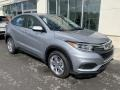 Lunar Silver Metallic - HR-V LX AWD Photo No. 2