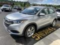 Lunar Silver Metallic - HR-V LX AWD Photo No. 4