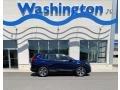 2019 Obsidian Blue Pearl Honda CR-V LX AWD #133957274
