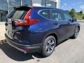 2019 Obsidian Blue Pearl Honda CR-V LX AWD  photo #7