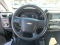 2017 Black Chevrolet Silverado 1500 Custom Double Cab 4x4  photo #18