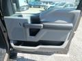 Stone Gray - F150 XLT Regular Cab 4x4 Photo No. 4