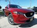 Soul Red Crystal Metallic 2019 Mazda CX-5 Signature AWD