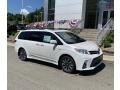 2020 Super White Toyota Sienna Limited AWD #133979326