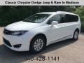 Bright White 2019 Chrysler Pacifica Touring L