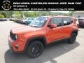 2019 Omaha Orange Jeep Renegade Latitude 4x4 #133995453