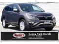2015 Kona Coffee Metallic Honda CR-V EX #133995483