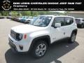 2019 Alpine White Jeep Renegade Latitude 4x4 #133995452