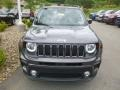 2019 Granite Crystal Metallic Jeep Renegade Latitude 4x4  photo #9