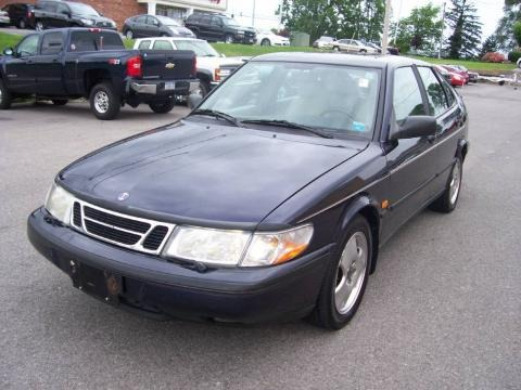 1998 saab 900 se turbo sedan data info and specs. Black Bedroom Furniture Sets. Home Design Ideas