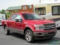 2019 Ruby Red Ford F150 King Ranch SuperCrew 4x4  photo #7