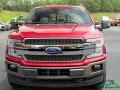 2019 Ruby Red Ford F150 King Ranch SuperCrew 4x4  photo #8