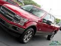 2019 Ruby Red Ford F150 King Ranch SuperCrew 4x4  photo #35
