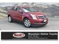 Crystal Red Tintcoat - SRX Luxury AWD Photo No. 1