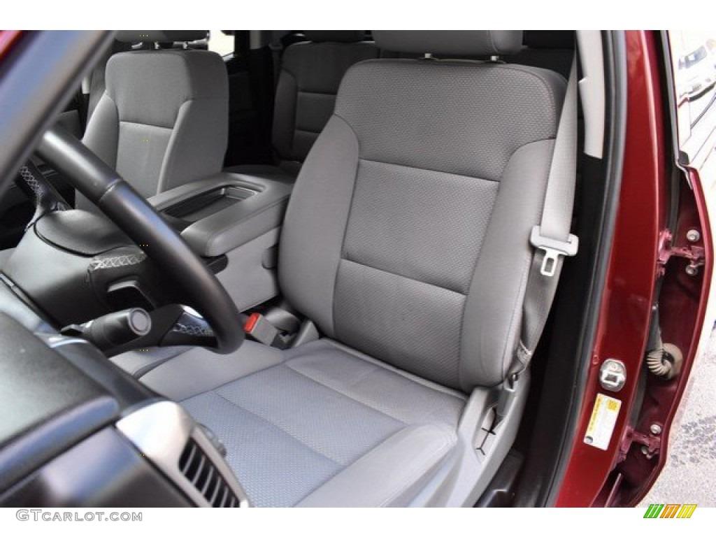 2014 Silverado 1500 LT Double Cab 4x4 - Deep Ruby Metallic / Jet Black/Dark Ash photo #12