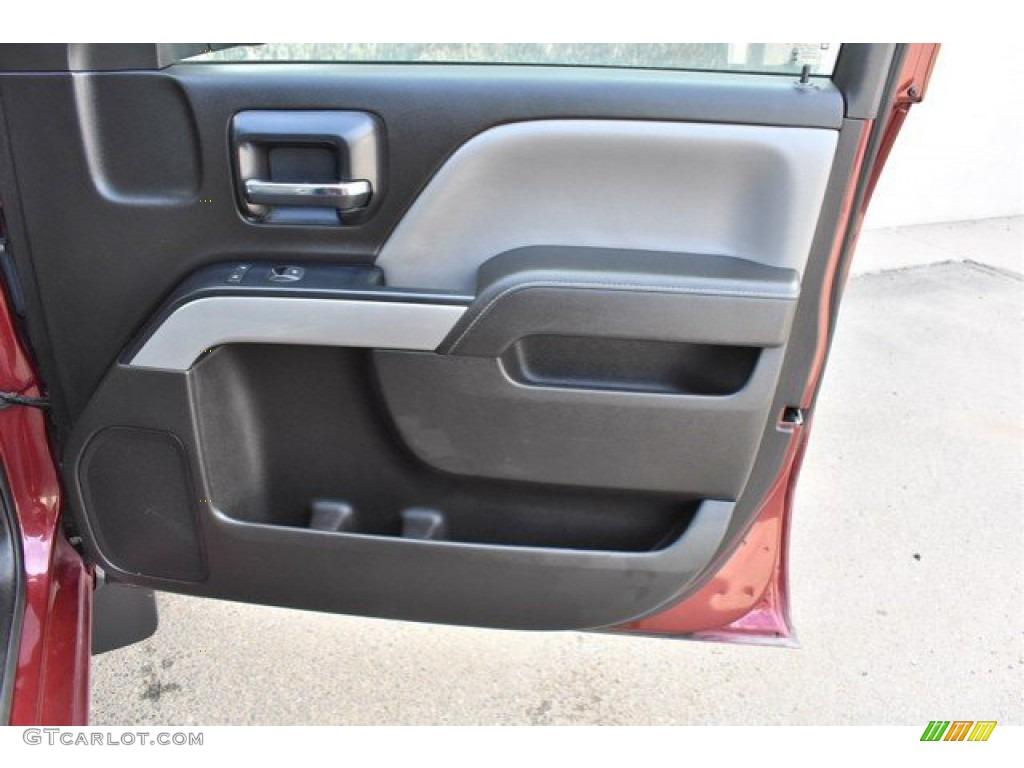 2014 Silverado 1500 LT Double Cab 4x4 - Deep Ruby Metallic / Jet Black/Dark Ash photo #25