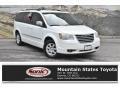 2010 Stone White Chrysler Town & Country Touring #134011085