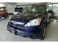 2008 Royal Blue Pearl Honda CR-V EX-L 4WD #134011305