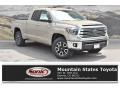 2019 Quicksand Toyota Tundra Limited Double Cab 4x4 #134011081