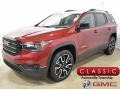 Red Quartz Tintcoat 2019 GMC Acadia SLT AWD
