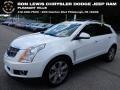 Radiant Silver Metallic 2012 Cadillac SRX Performance AWD