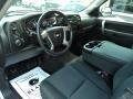 2013 Silver Ice Metallic Chevrolet Silverado 1500 LT Extended Cab 4x4  photo #7