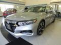 Lunar Silver Metallic 2019 Honda Accord Sport Sedan