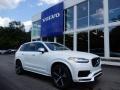 Crystal White Metallic 2019 Volvo XC90 T6 AWD R-Design