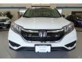 2016 White Diamond Pearl Honda CR-V LX AWD  photo #13