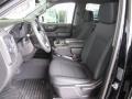 2019 Black Chevrolet Silverado 1500 Custom Crew Cab 4WD  photo #15