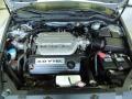 Satin Silver Metallic - Accord EX V6 Sedan Photo No. 14