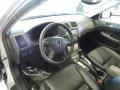 Satin Silver Metallic - Accord EX V6 Sedan Photo No. 28